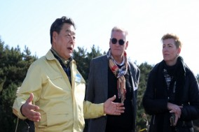 태안군, 독일 전문가 초청 '한국형 해양치유산업 육성 간담회' 개최
