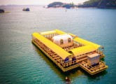 FIRA 서해본부, 당진시 연안바다목장 해상 낚시 개장