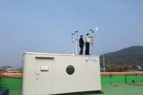 주민들이 직접 火電 주변 대기질 측정